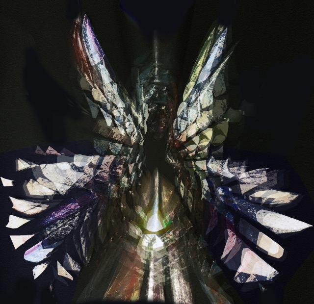 der dunkle Engel
