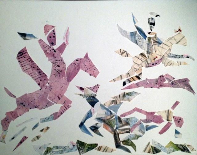 den Pegasus reiten