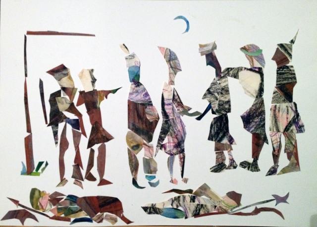 the handover of the bride (c) Gerda Kazakou