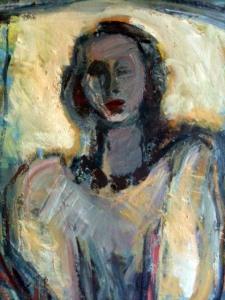 Frau detail