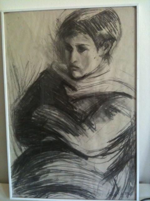 Portrait Kohle