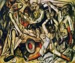 20151006102753!Max_Beckmann,_1918-19,_The_Night_(Die_Nacht),_oil_on_canvas,_133_x_154_cm,_Kunstsammlung_Nordrhein-Westfalen,_Düsseldorf