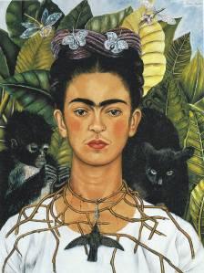 Kahlo-Dornenkranz