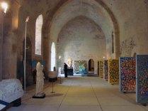 Kunstausstellung im Kastell Ursino