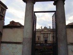 Eingang Amfiteatro, St Agatha copy
