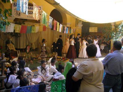 Tage der Toten in Puebla