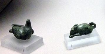 Bronze-Tierlein
