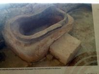 Badewanne, ca 5 500 Jahre alt