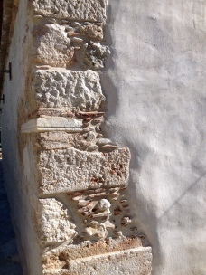Kirchlein mit antiken Spolien