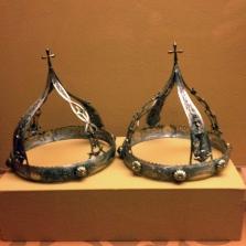 Hochzeitskronen, von schwarzmeergriechen nachbevölkerungsaustausch mitgebracht