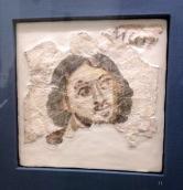 Totenbild aus Ägypten (Fayyum-Epoche)