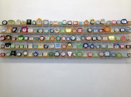 Uhren-Installation