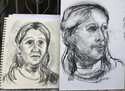 Kokkonia, Gerda zeichnen Poppy