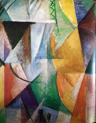 Robert Delauney, Fenster, 1911
