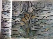IMG_1940 Mondria, bluehender Apfelbaum 1917