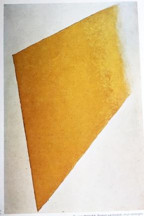 Casimir Malevitch, Suprematistische Malerei, , 1918