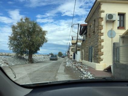 Die Küsternstraße...