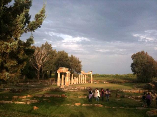 Artemis-Heiligtum von Brauron (Vravron)