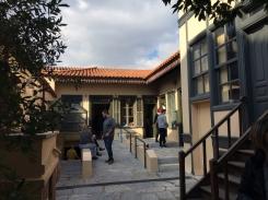 Keramikmuseum mit Werkstätten
