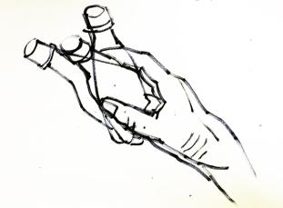 Filzstift-Zeichnung (2)