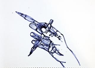 Filzstift-Zeichnung (1)