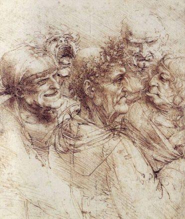 Leonardo da Vinci, Original