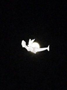 inspirierten mich: Mondtraum