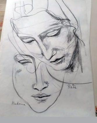 Madonna, Pieta