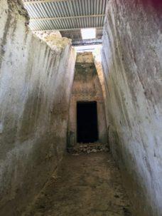 mykenische Grabanlage