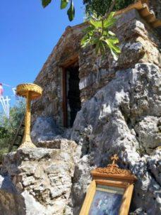 Das Kirchlein auf dem Felsen